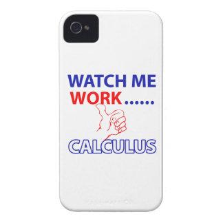 CALCULUS design iPhone 4 Case-Mate Case