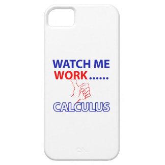 CALCULUS DESIGN iPhone SE/5/5s CASE
