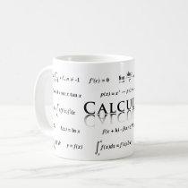 Calculus Equations Coffee Mug
