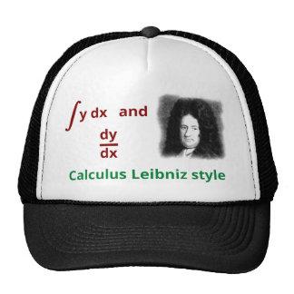 Calculus Leibniz Style Hat