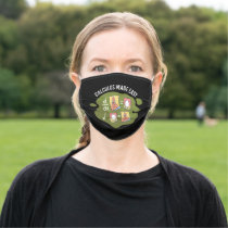 Calculus Made Easy Novelty Gifts Adult Cloth Face Mask