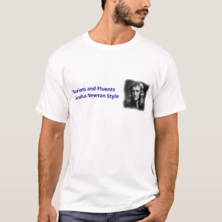 Calculus Newton Style T-Shirt