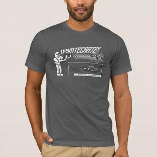 Calculus Warfare II - Disintegration trooper T-Shirt