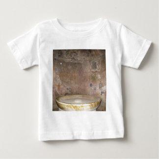 Caldarium bath at Pompeii Baby T-Shirt