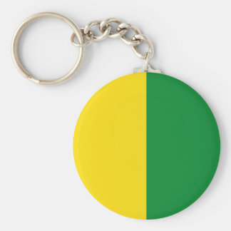 Caldas, Colombia flag Key Chains