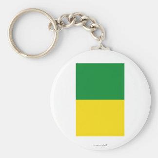 Caldas Flag Key Chain