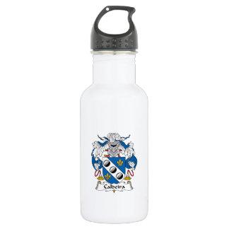 Caldeira Family Crest Water Bottle