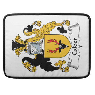Calder Family Crest Sleeve For MacBook Pro