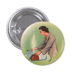 Caldera de té del ama de casa de los suburbios del pin