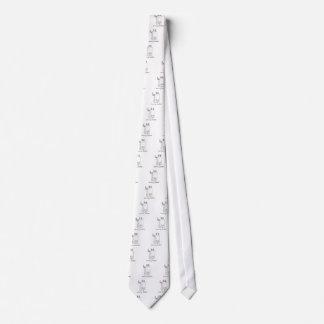 Caldera del conejito corbatas personalizadas