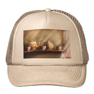 Caldera - el juego de té chino de mi abuela gorras
