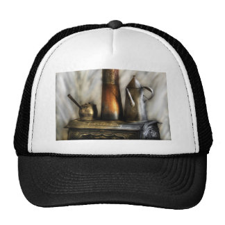Caldera - la caldera y la estufa gorra
