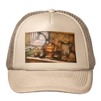 Caldera - potes e hierros del té gorras de camionero