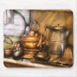 Caldera - potes e hierros del té alfombrilla de ratones
