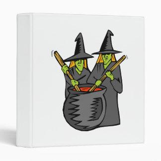 Caldera stiring witched dos