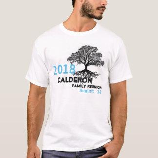 Calderon 2018 Family Reunion T-Shirt