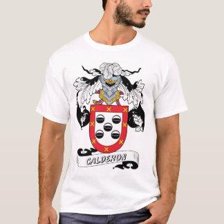 Calderon Family Crest T-Shirt
