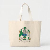Calderwood Family Crest Bag