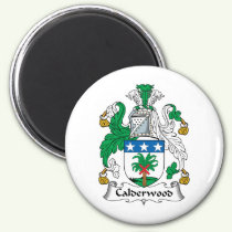 Calderwood Family Crest Magnet