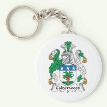 Calderwood Family Crest Keychain