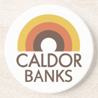 Caldor Banks coaster
