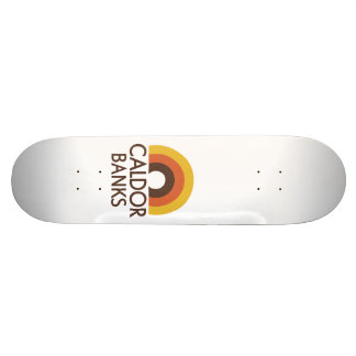 Caldor Banks Skateboard Decks