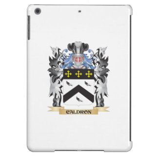 Caldron Coat of Arms - Family Crest iPad Air Cases
