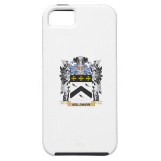 Caldron Coat of Arms - Family Crest iPhone 5 Case