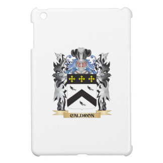 Caldron Coat of Arms - Family Crest Case For The iPad Mini
