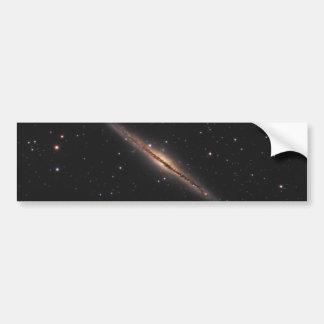 Caldwell 23 NASA  spiral galaxy Bumper Sticker