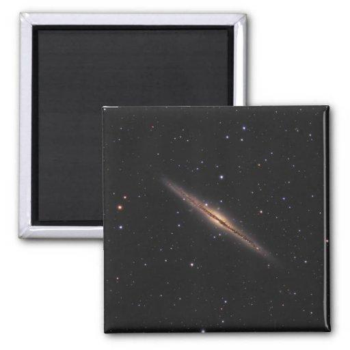 Caldwell 23 NASA  spiral galaxy Refrigerator Magnet