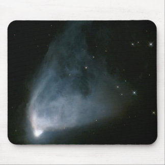 Caldwell 46 nebula in space mouse pad
