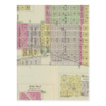 Caldwell, cherokee, Opolis, y McCune, Kansas Postal