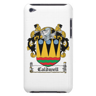 Caldwell Family Crest iPod Touch Case