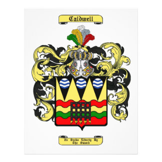 caldwell (irish) flyer
