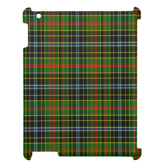 Caldwell Scottish Tartan iPad Case