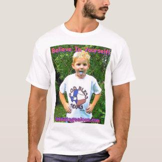 Caleb Cartoon T-Shirt