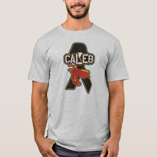 Caleb Moore Tribute Grey Shirt