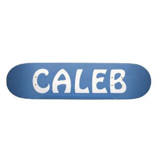 CALEB , Personalized skateboard Skate Decks
