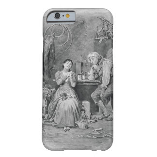 Caleb Plummer and his blind daughter, from 'Charle Barely There iPhone 6 Case