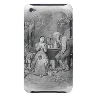 Caleb Plummer and his blind daughter, from 'Charle iPod Touch Case-Mate Case