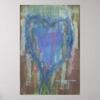 Caleb's Heart Posters