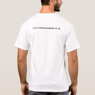 Caledonia Interpol T-shirt