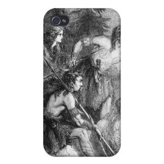 Caledonians, or Picts iPhone 4 Case
