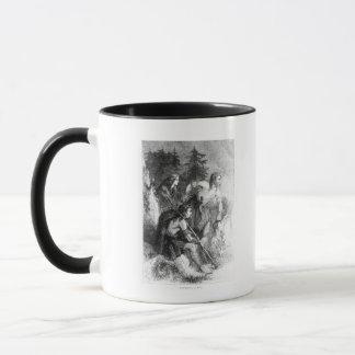 Caledonians, or Picts Mug