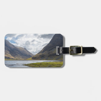 Caledonia's been calling... luggage tag