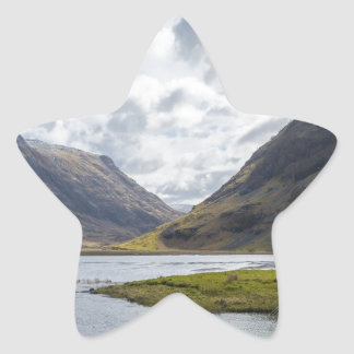 Caledonia's been calling... star sticker