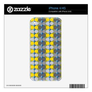 caledoscope one iPhone 4 skin