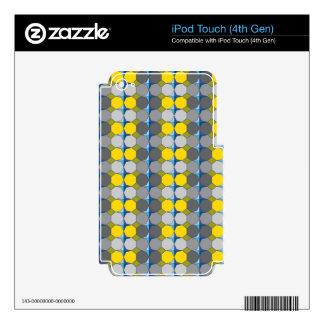 caledoscope one iPod touch 4G skin