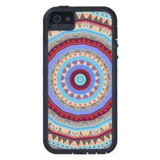 Caleidoscopio brillante de Navajo iPhone 5 Fundas